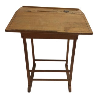 Vintage European Child's Desk