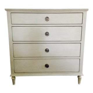 Restoration Hardware Four-Drawer Dresser