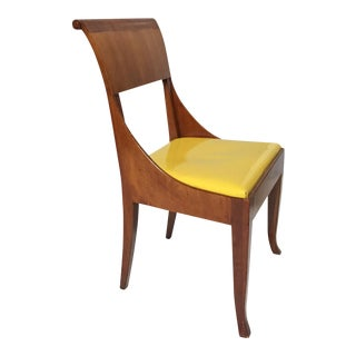 Mid Century Biedermeier Style Side Chair