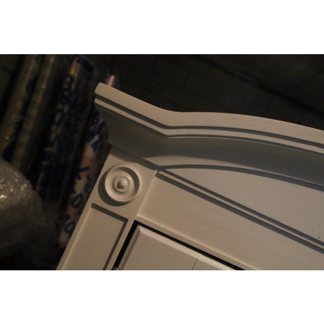 Custom Made Ebbett Design Mirrored Armoire - Image 6 of 6
