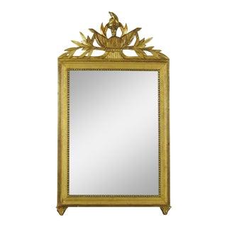 19th Century Louis Philippe Mirror