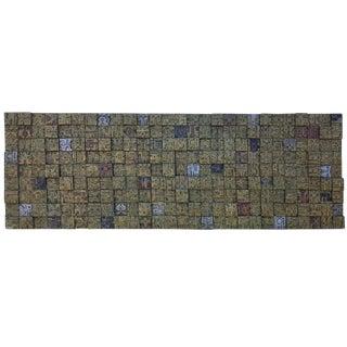 Brutalist Wall Sculpture by Giovanni Schoeman