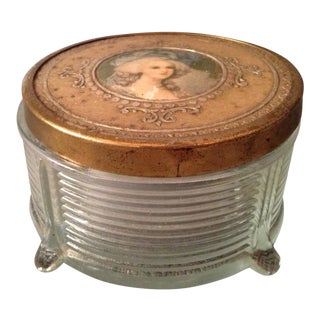 Provincial Portrait Powder Box