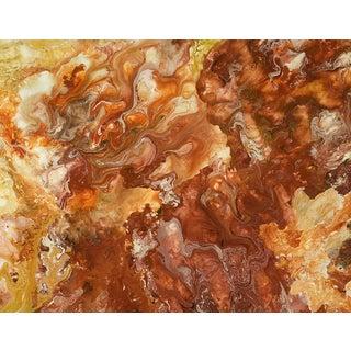 """Cauldron"" Original Abstract Painting"