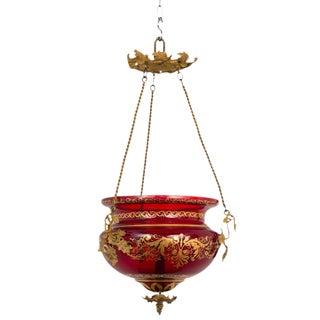 Red Russian Lantern
