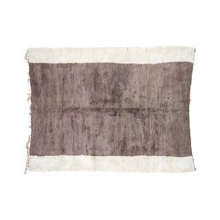 "Vintage Moroccan Carpet - 8'9"" X 10'9"""