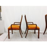 Image of Vintage Dixie Mid-Century Dining Chairs - Set of 6
