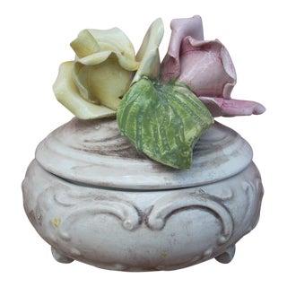 Capodimonte Ceramic Box