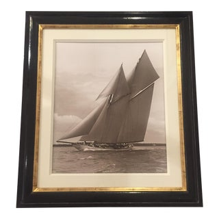 """Beken of Cowes"" Marine Photograph"