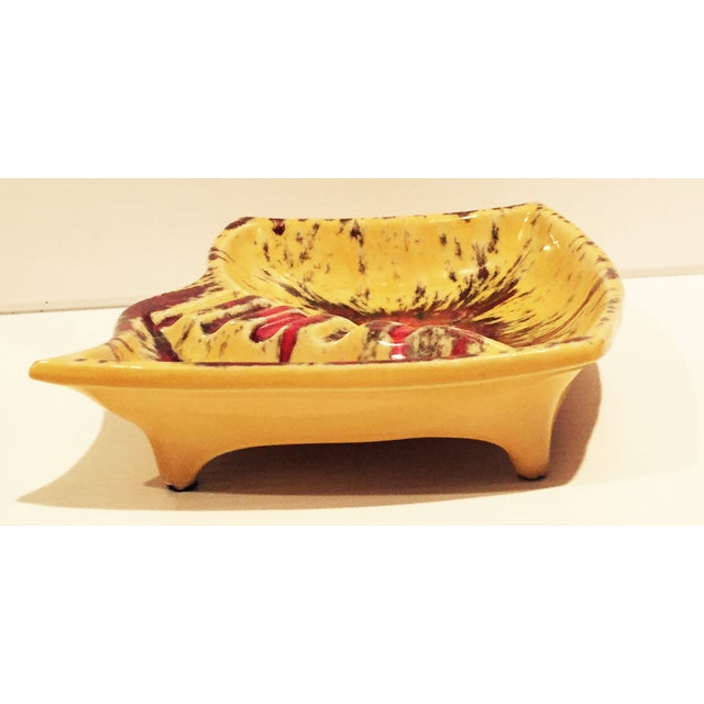 Image of Mid-Century McCoy Ashtray/Dish