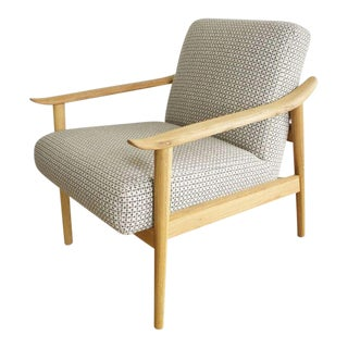 West Elm Mid-Century Style Armchair