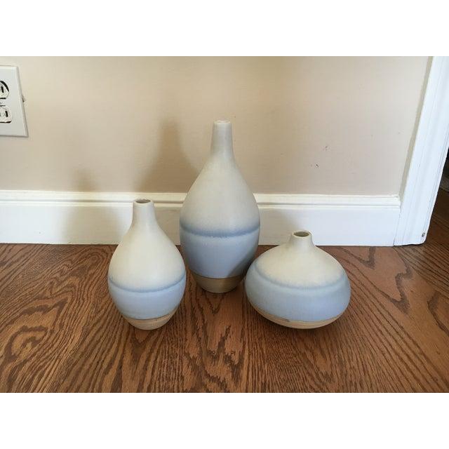 Image of Ceramic Bud Vase Set