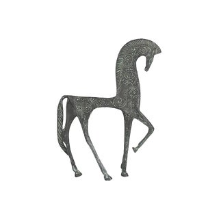 Frederick Weinberg-Style Etruscan Horse
