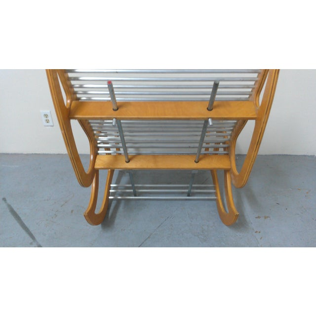 Mid-Century Modern Abstract Chair - Image 8 of 8
