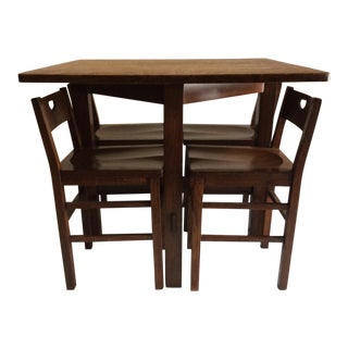 Stickley Brothers Furniture Breakfast Set