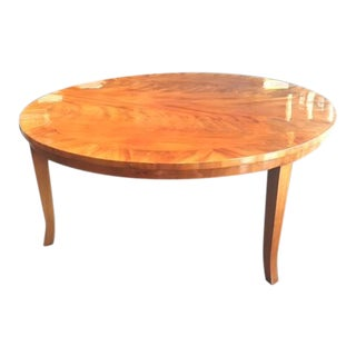 Stunning Round Coffee Table
