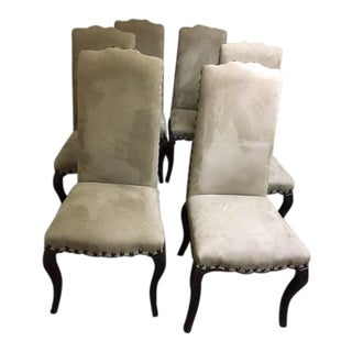 Pottery Barn Calais Chairs - Set of 6
