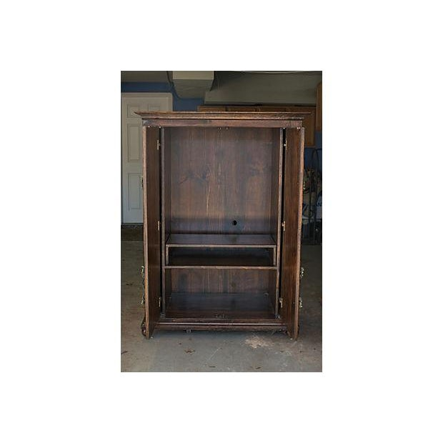 Pine Cabinet by Elden Collection - Image 7 of 8