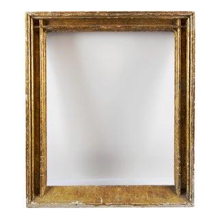 Antique M. Grieve Gothic Picture Frame