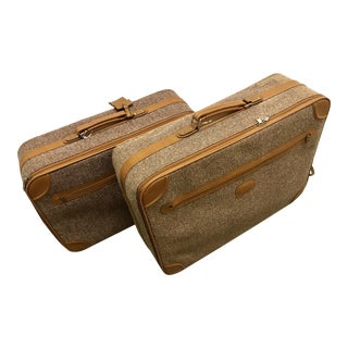 Pierre Cardin 2 Piece Luggage Set