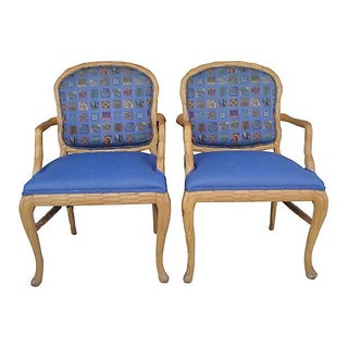 Shelby Williams Accent/Dining Chairs - A Pair