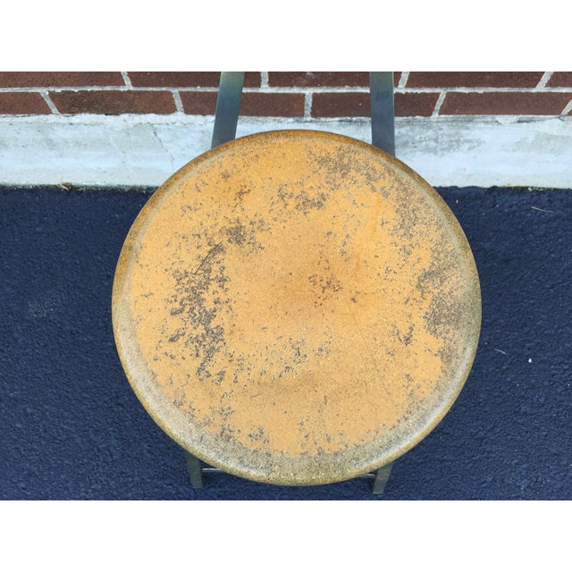 Image of Vintage Industrial Stool