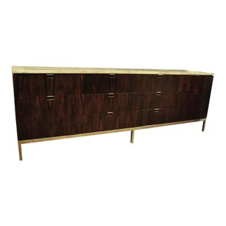 Vintage Florence Knoll Credenza With Drawers