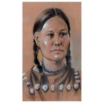 Image of Robert Floodstrand 'Plains Princess' Portrait