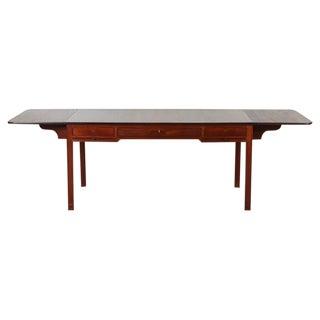 Mahogany Desk Model 4155 by Kaare Klint for Rud. Rasmussen