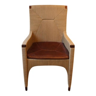 Bill Sofield Cocoon Arm Chair