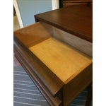 Image of Lane Mid-Century Nightstand