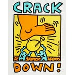 Image of Original Keith Haring Poster