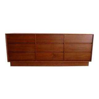 Westnofa Danish Modern Teak Dresser