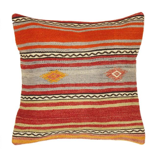 Pasargad Vintage Kilim Pillow - Image 1 of 2