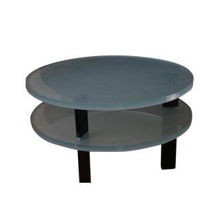 Glass Saporiti Italia End Tables