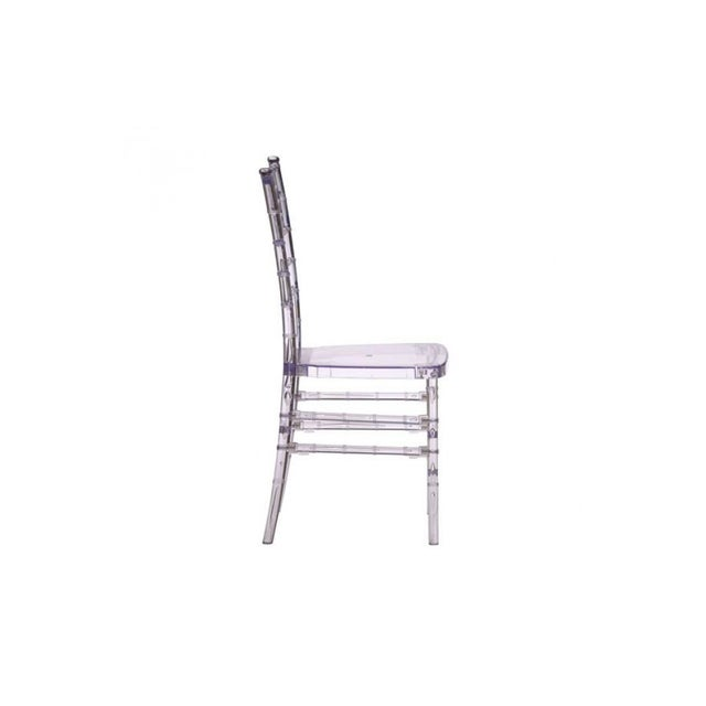 Diamond Chippendale Dining Chair - Image 3 of 3