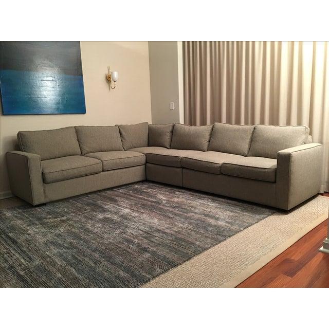 Room & Board York Sectional Sleeper Sofa - Image 2 of 5