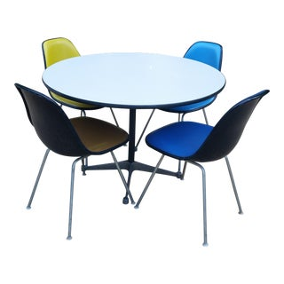 Eames for Herman Miller Dining Set