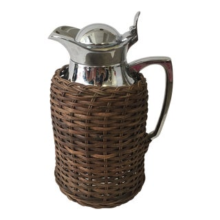 Alfi Wicker Wrapped Thermos