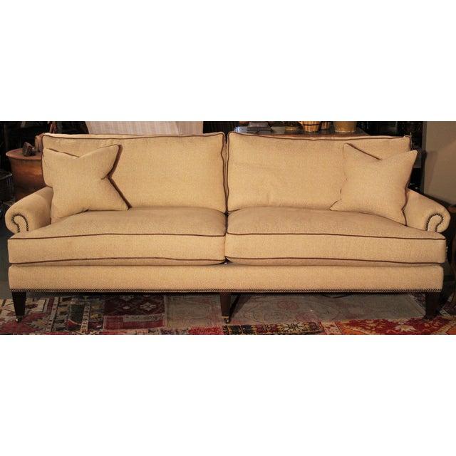 Lee Industries Two Cushion Sofa Chairish