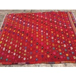 Image of Vintage Turkish Kilim Rug - 6′ × 7′11″