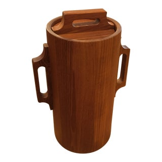 Vintage Jens Quisgaard Ice Bucket