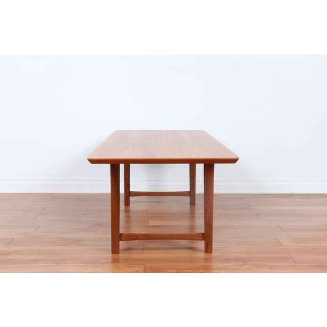 Kai Kristiansen Style Coffee Table - Image 7 of 9