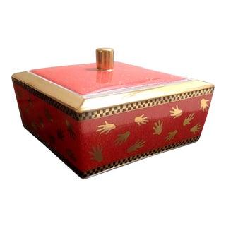 Bvlgari Nib Porcelain Box