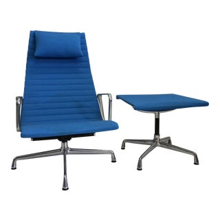 Eames Office Collection Chair & Ottoman