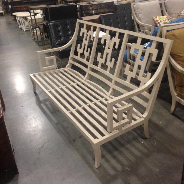 Lane Venture Gray Outdoor Sofa - Image 6 of 9