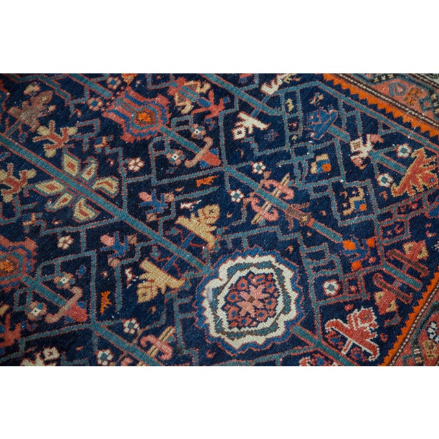 """Colorful Antique Malayer Rug - 4'2"""" X 6'6"""" - Image 3 of 10"""