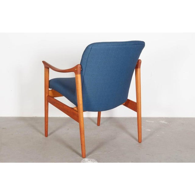 Mid-Century Teak Arm Chair by Rastad & Relling - Image 3 of 6