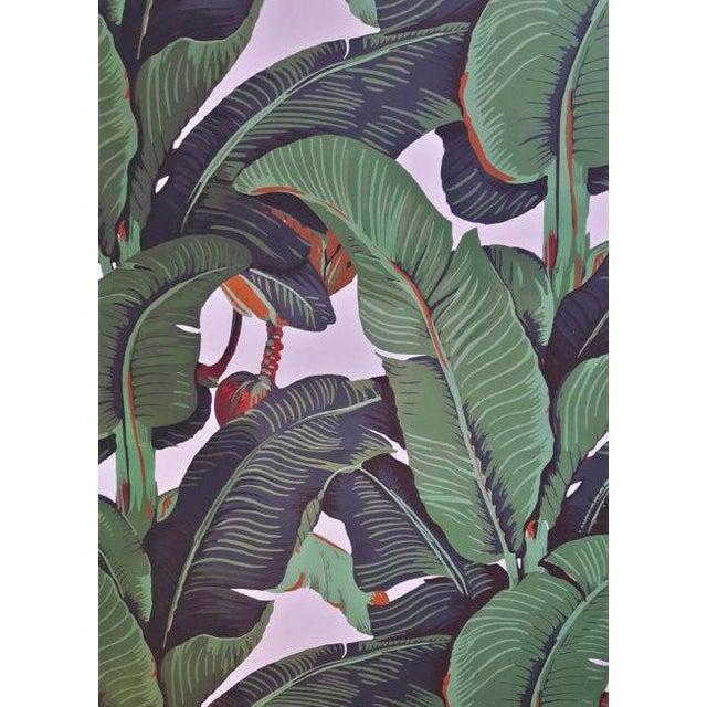 Beverly Hills Hotel Banana Leaf Wallpaper - Image 1 of 5