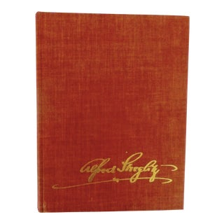 """""""Alfred Stieglitz: An American Seer"""" Vintage Book by Dorothy Norman"""